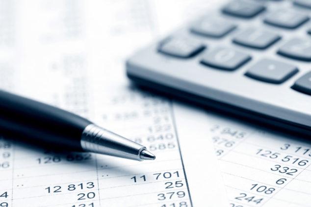 Keeping financial records